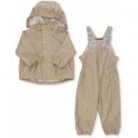 Palme Rainwear Set Melodie beige