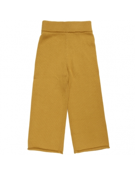 Maed for mini Pants Golden Grasshopper Mustard