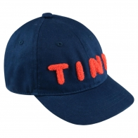 Tiny Cap Navy Blue