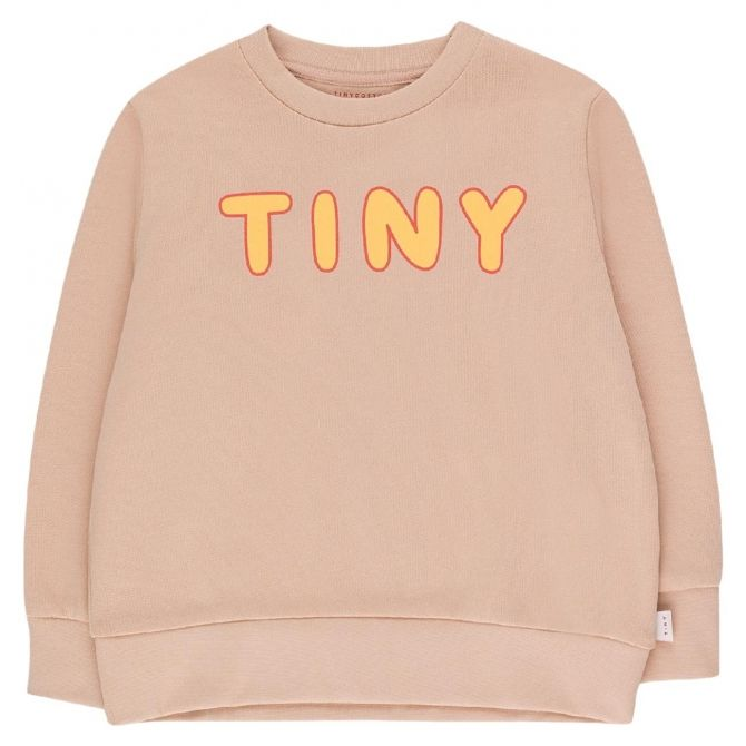 Tiny Cottons Tiny Sweatshirt Orange