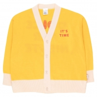 It's Time Cardigan Yellow