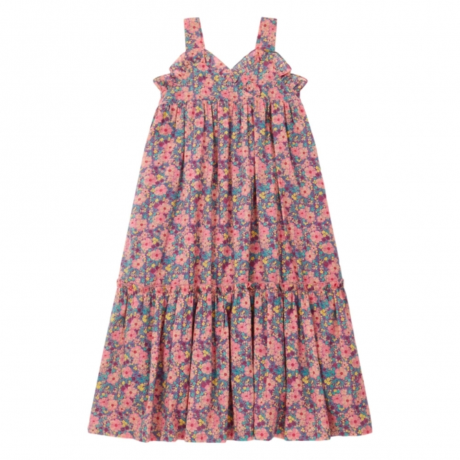 Bonton Dress Angeliquf Pink