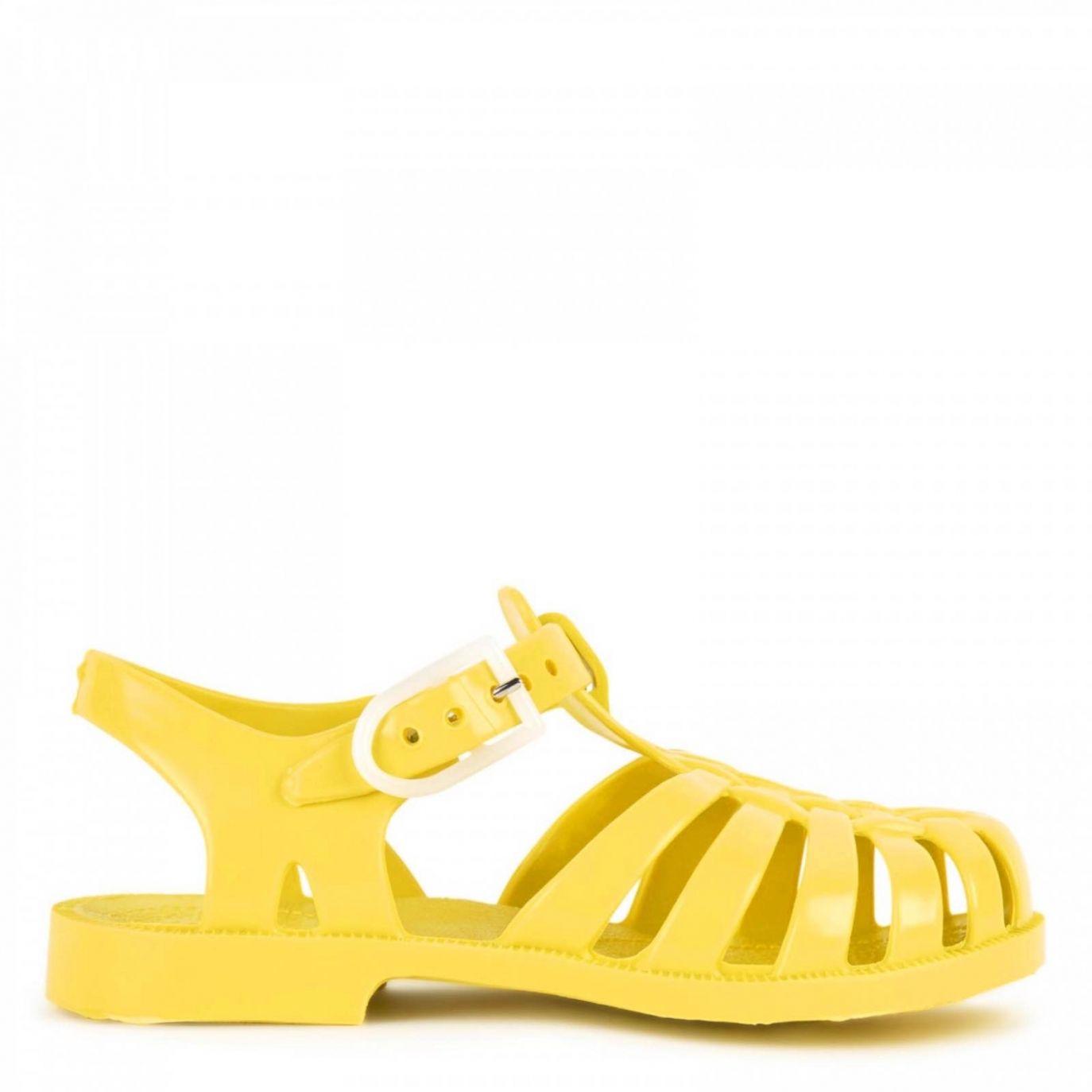 Meduse Sandały Sun Jaune żółte