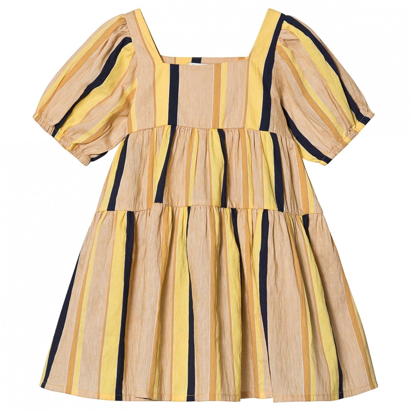 Sukienka Mandarine Żółta