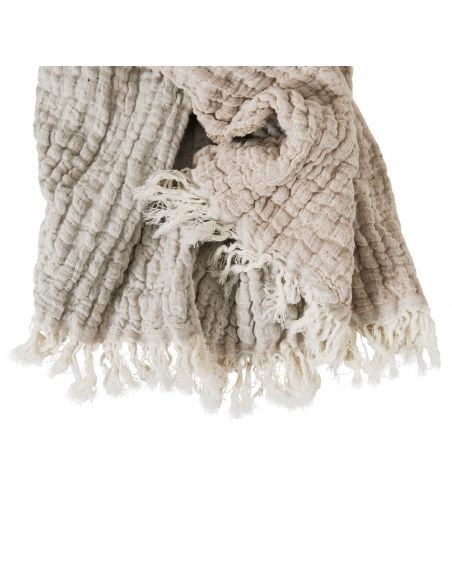 Garbo & Friends Mellow Tawny Blanket/ Throw M