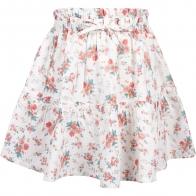 Spódnica w kwiatowy wzór