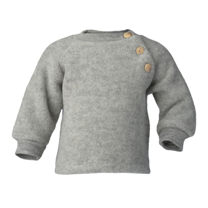 ENGEL Reglan sweater grey melange