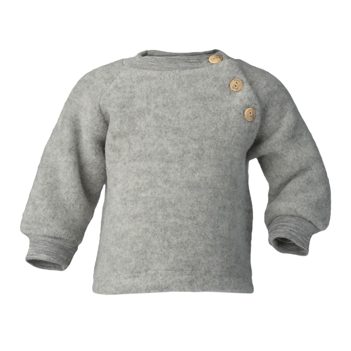 ENGEL Reglan sweater grey melange