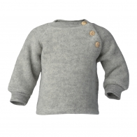 Reglan sweater grey melange
