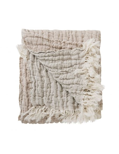 Garbo & Friends Mellow Tawny Blanket S