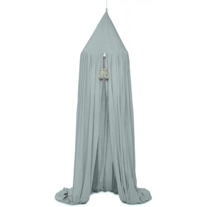 Konges Slojd Bed Canopy French Blue