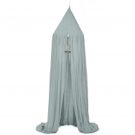 Bed Canopy French Blue