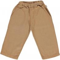 Spodnie Pomelos brown sugar brązowe