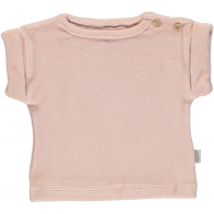 Blouse Eponge Laurier Evening Sand Pink