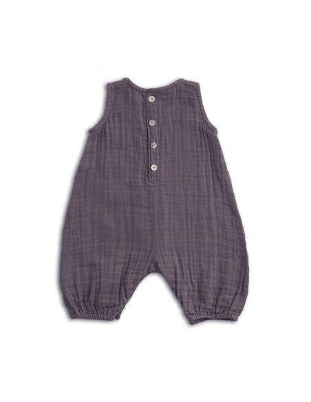 Baby Combi Stef dusty lilac - Numero 74