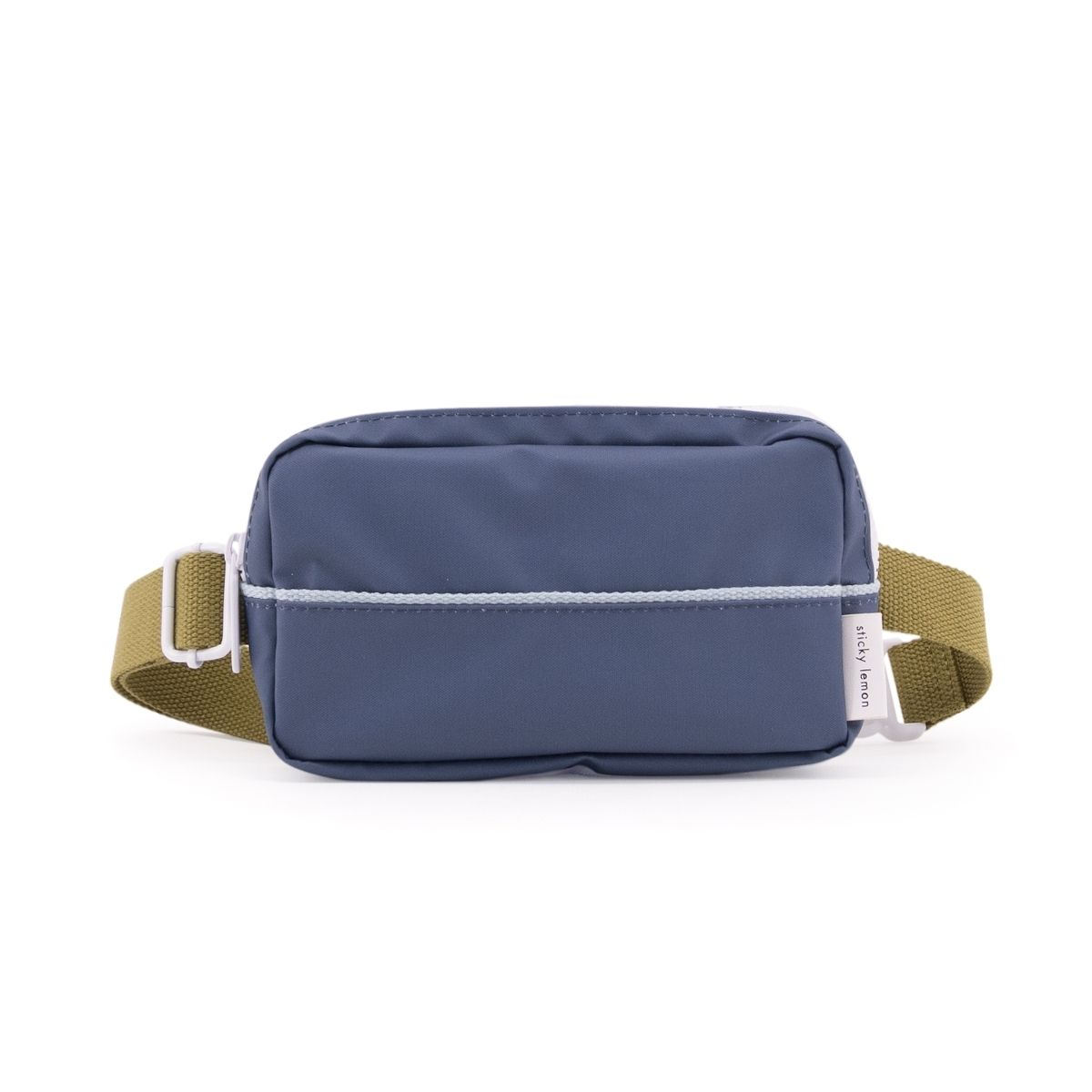 Sticky Lemon Fanny Pack blue