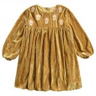 Sukienka Chachani Honey musztardowa