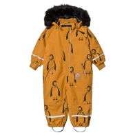 Kebnekaise penguin overall brown