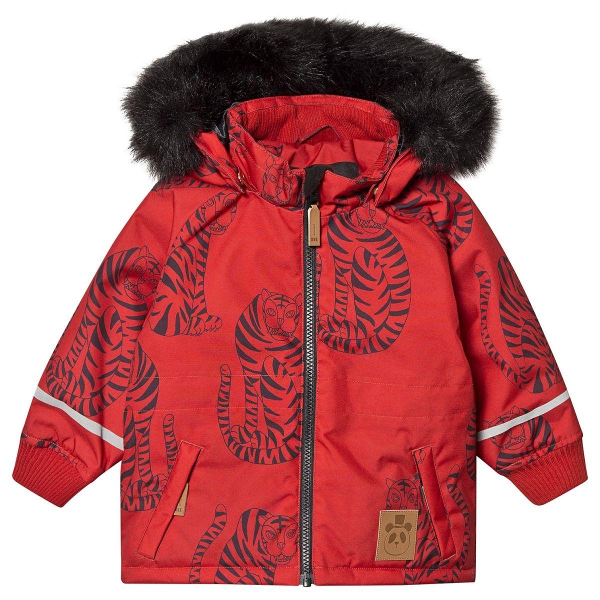 K2 tiger jacket red