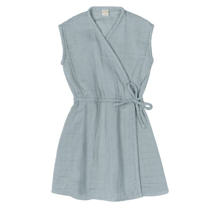 Numero 74 Grace Dress sweet blue