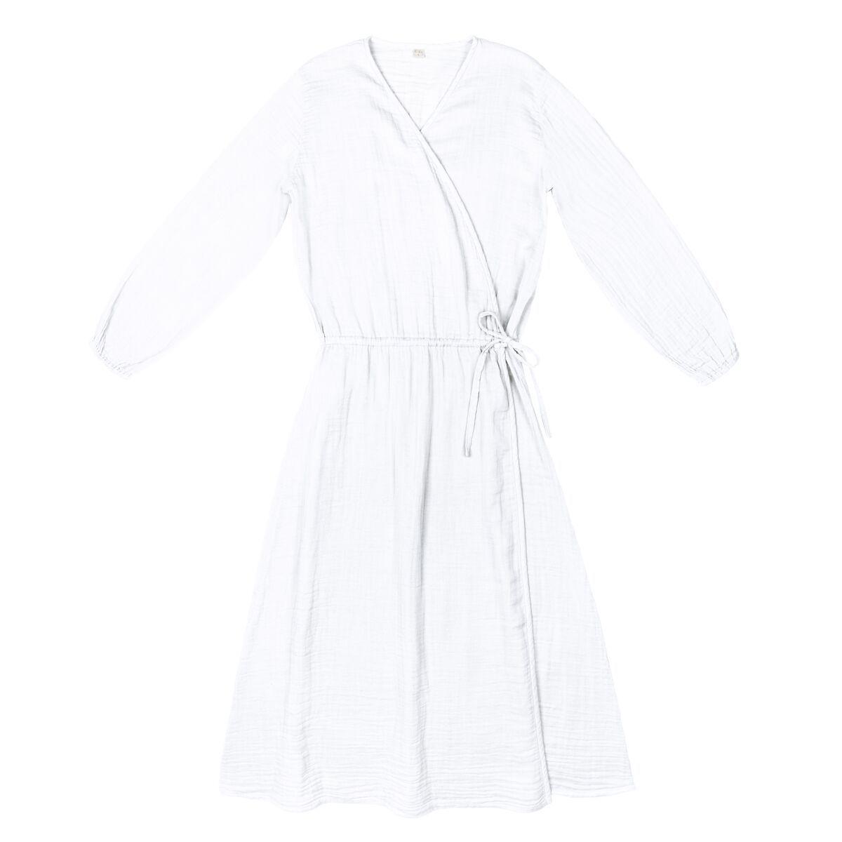Numero 74 Alma Dress Mum white