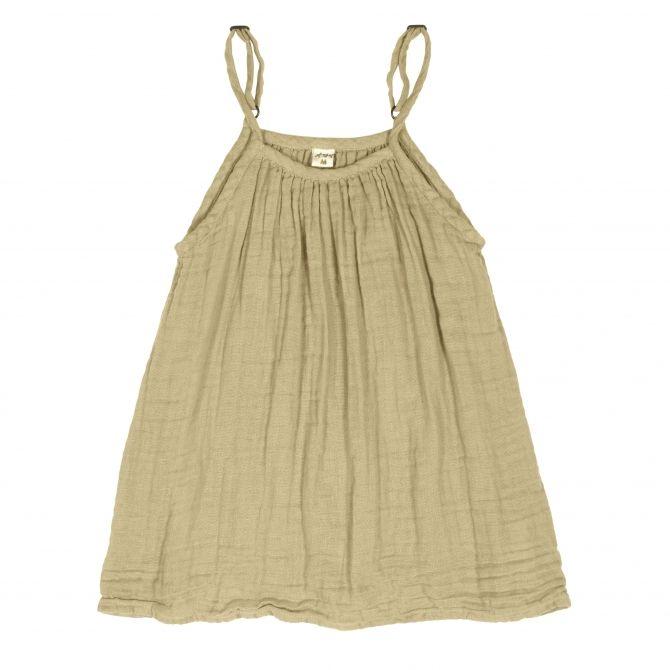 Numero 74 Sukienka Mia żółta