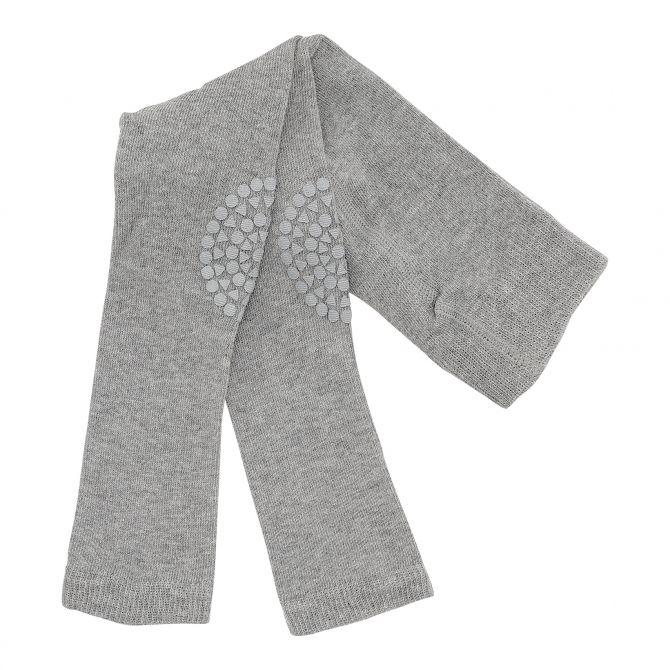 GoBabyGo Crawling leggings Grey melange