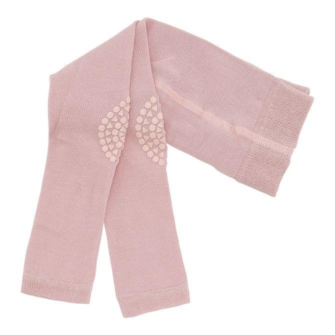 GoBabyGo Crawling leggings Dusty pink
