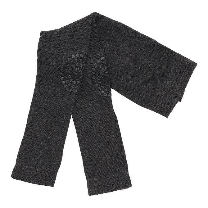 GoBabyGo Crawling leggings Dark grey melange