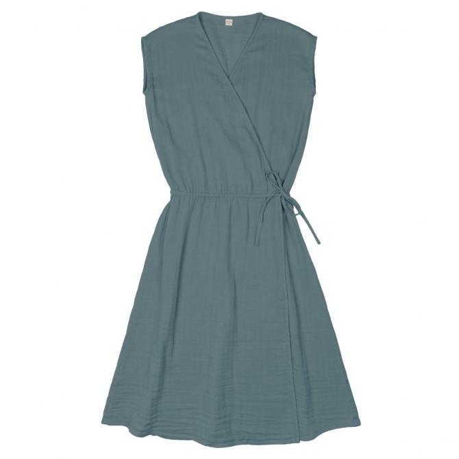 Numero 74 Grace Dress Mum ice blue