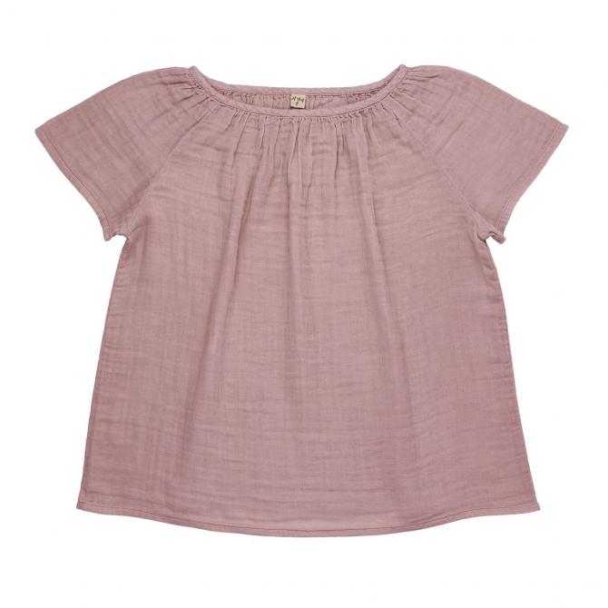 Numero 74 Clara Top Mum dusty pink