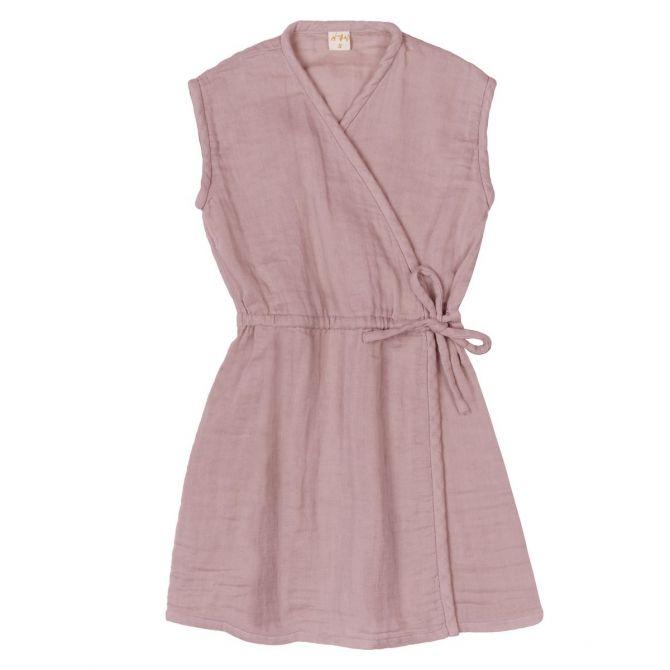 Numero 74 Grace Dress dusty pink
