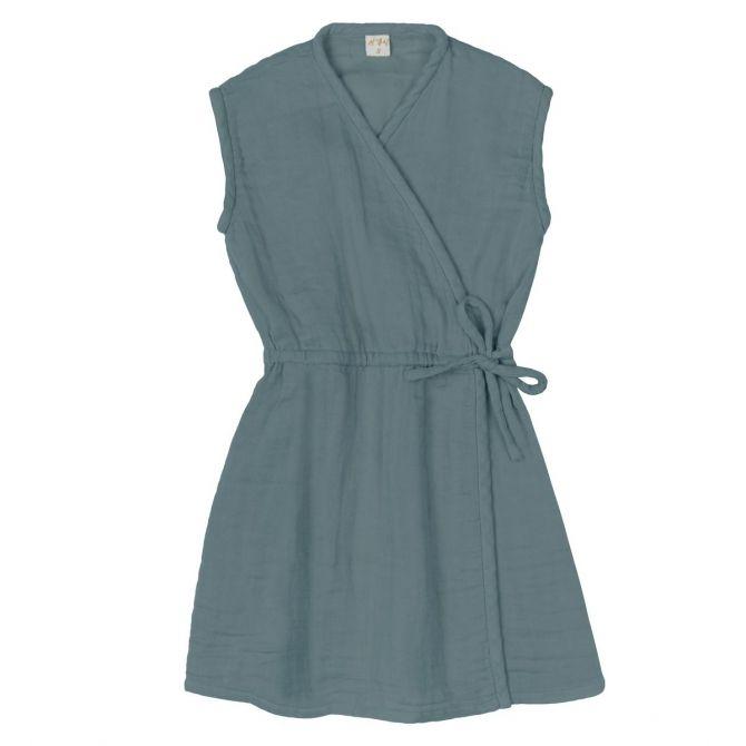 Numero 74 Grace Dress ice blue