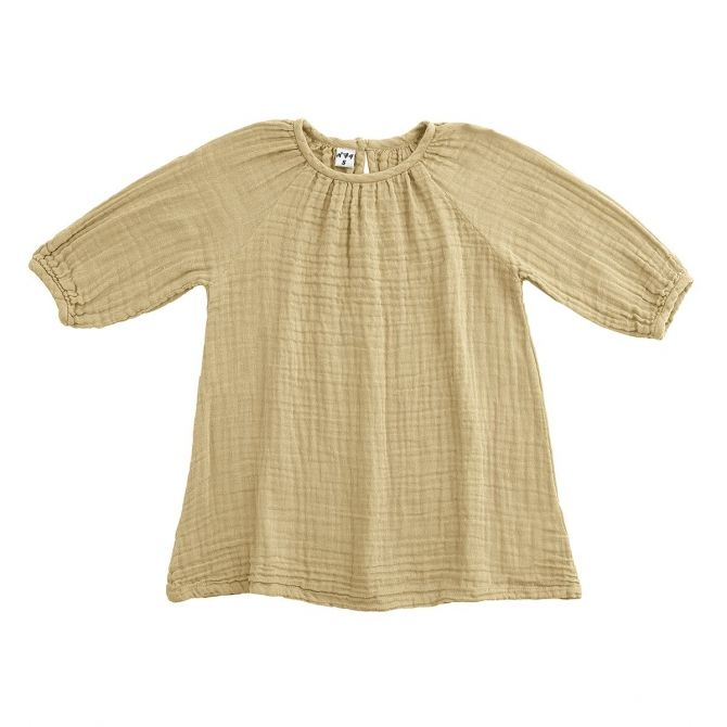 Numero 74 Dress Nina mellow yellow
