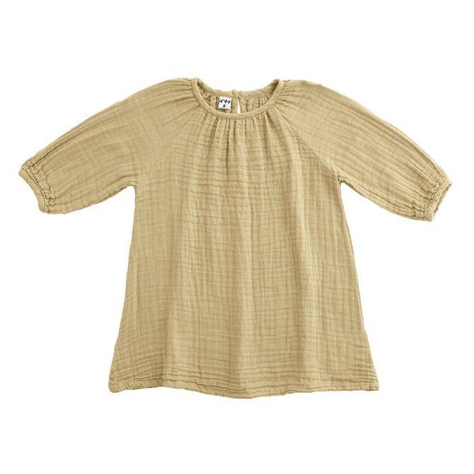 Numero 74 Sukienka Nina żółta