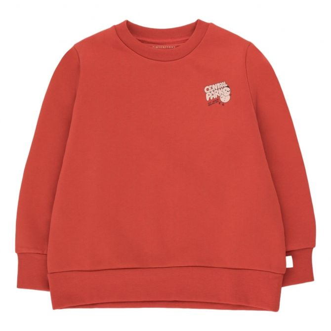 Tiny Cottons Central Park Sweatshirt burgundy