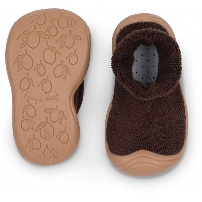 Konges Slojd Sock Slippers Mocca