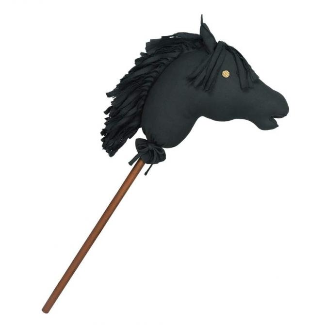 Numero 74 Jim Hobby Horse Drak Grey
