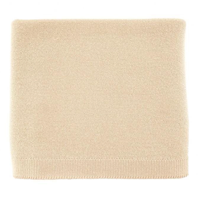 Blanket Eliz Oat Beige