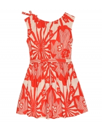 Caramel Baby & Child - Sukienka Notting Hill czerwona - 4