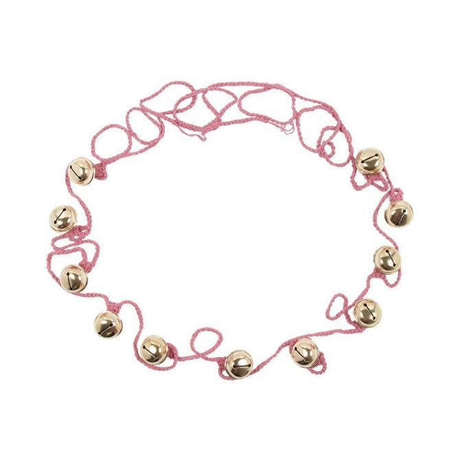 Numero 74 Ding Ding Garland dusty pink