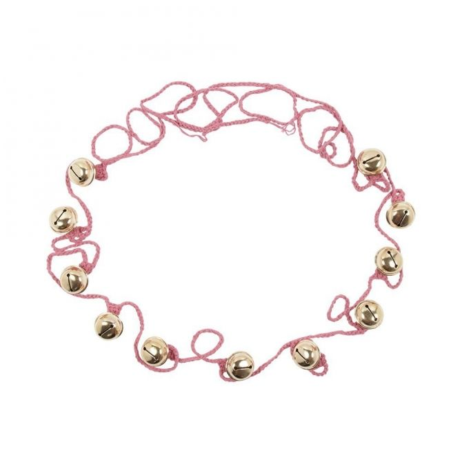 Ding Ding Garland rose gold bells - Numero 74