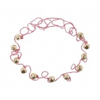Ding Ding Garland rose gold bells