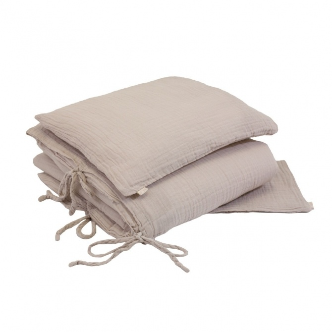 Numero 74 Duvet Cover Set powder