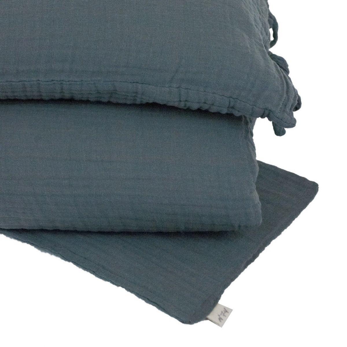 Duvet Cover Set ice blue - Numero 74
