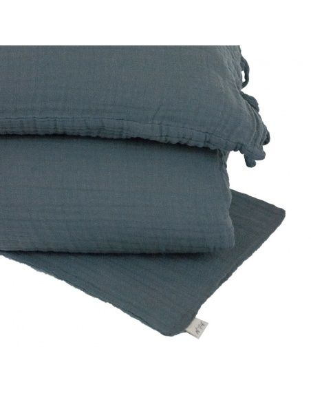 Numero 74 Duvet Cover Set ice blue