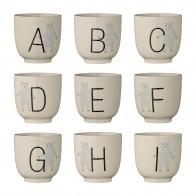 Cup Annabelle Alphabet