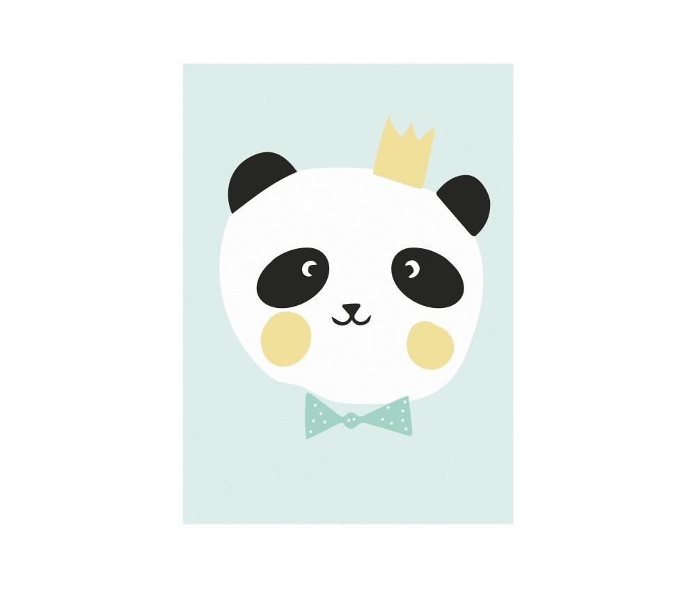 Plakat Poster King Panda
