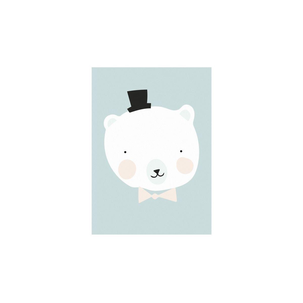 Eef Lillemor Poster Mister Polar