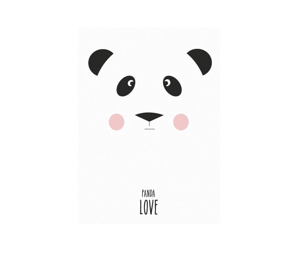 Plakat Poster Panda